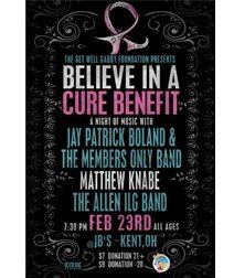 Believe in a Cure Benefit